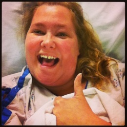Kimmie's Guide to a Happy Hospital Stay